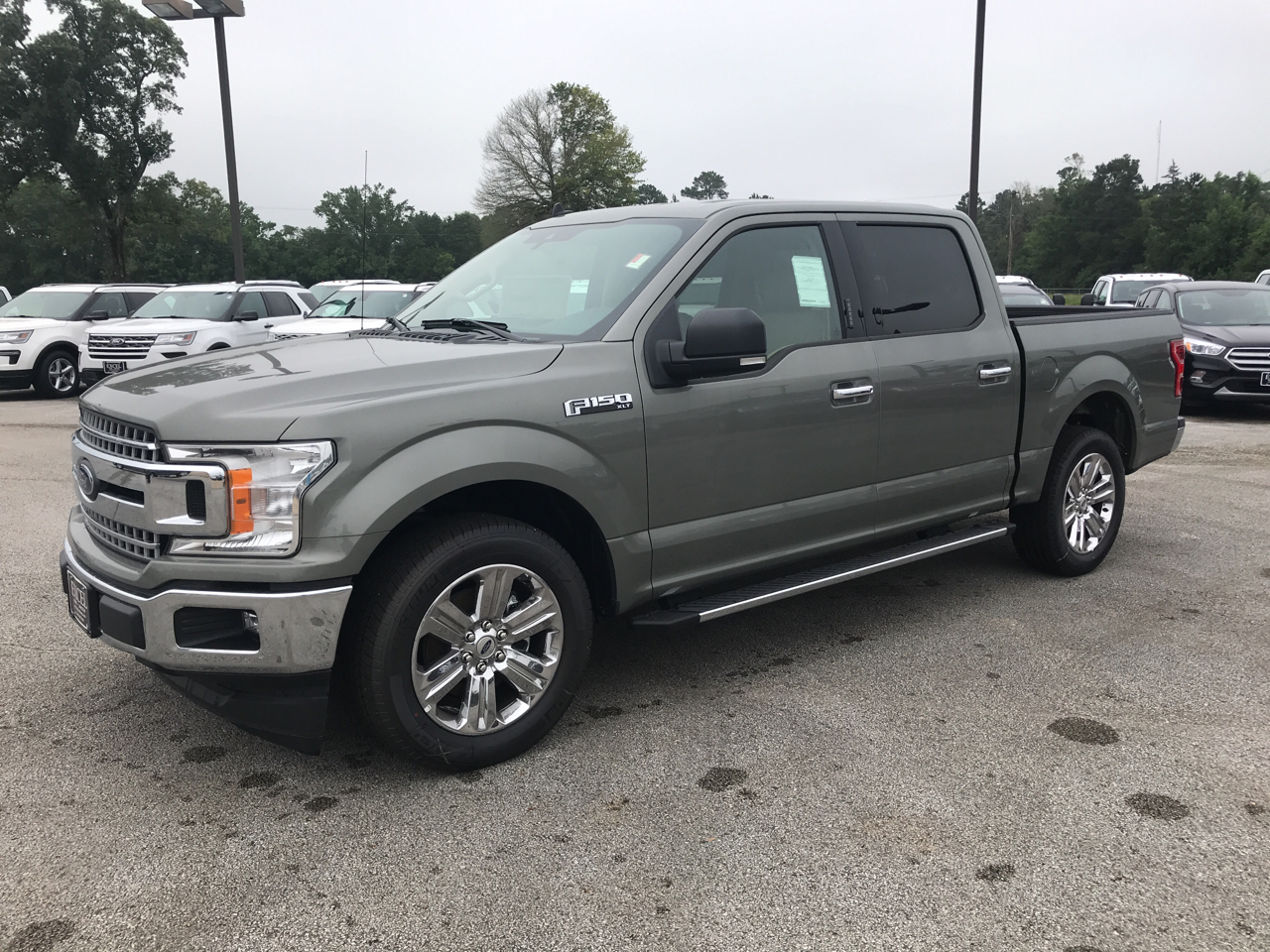 2019 Ford F-150 XLT 2WD SuperCrew 6.5' Box