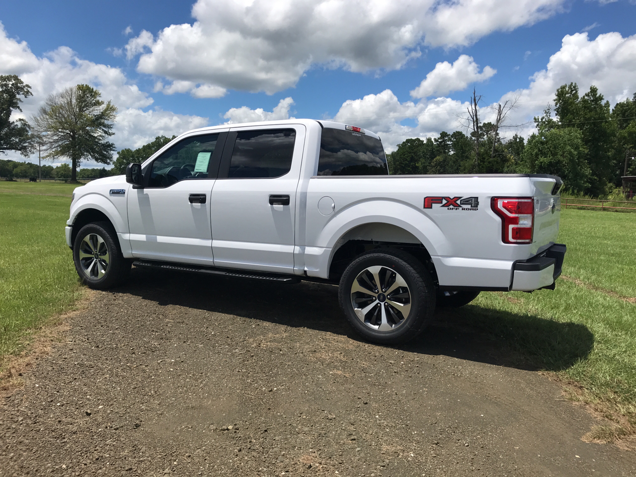 2019 Ford F-150 STX 6.5-ft. Bed 4WD