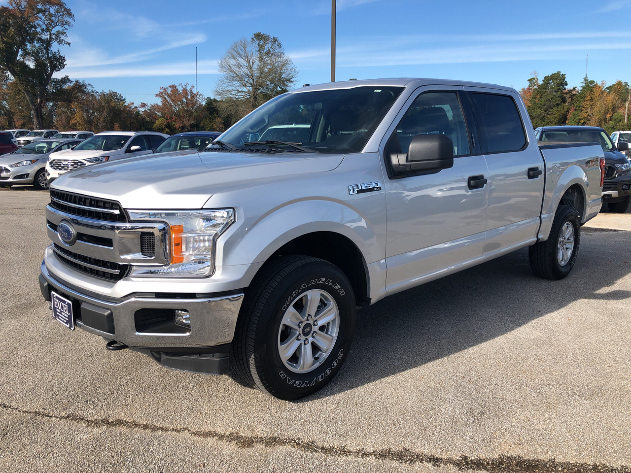 2018 Ford F-150 XLT 6.5-ft. Bed 4WD