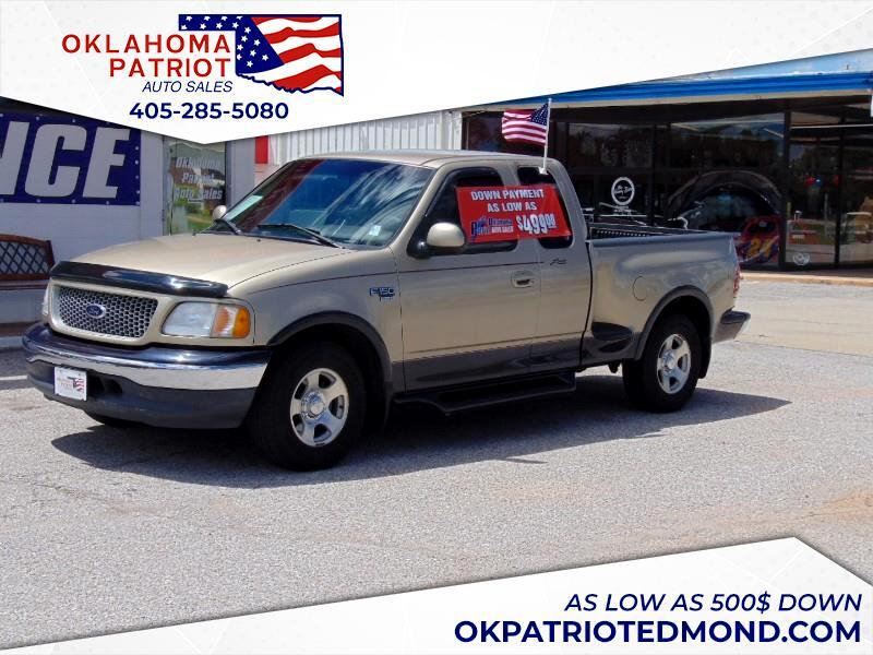 1999 Ford F-150 Lariat SuperCab Flareside 2WD