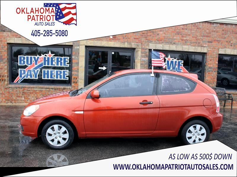 Hyundai Accent GS 3-Door 2010