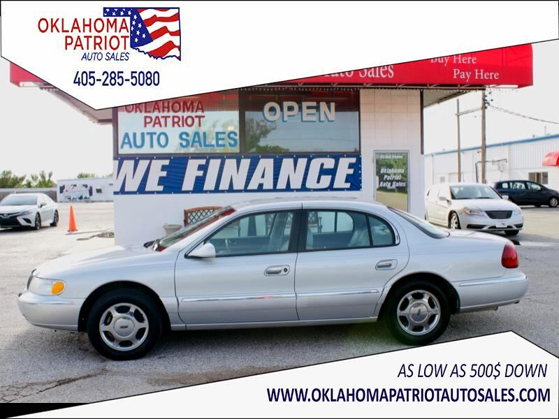2001 Lincoln Continental Base