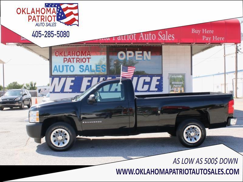 2009 Chevrolet Silverado 1500 Work Truck Standard Box 2WD