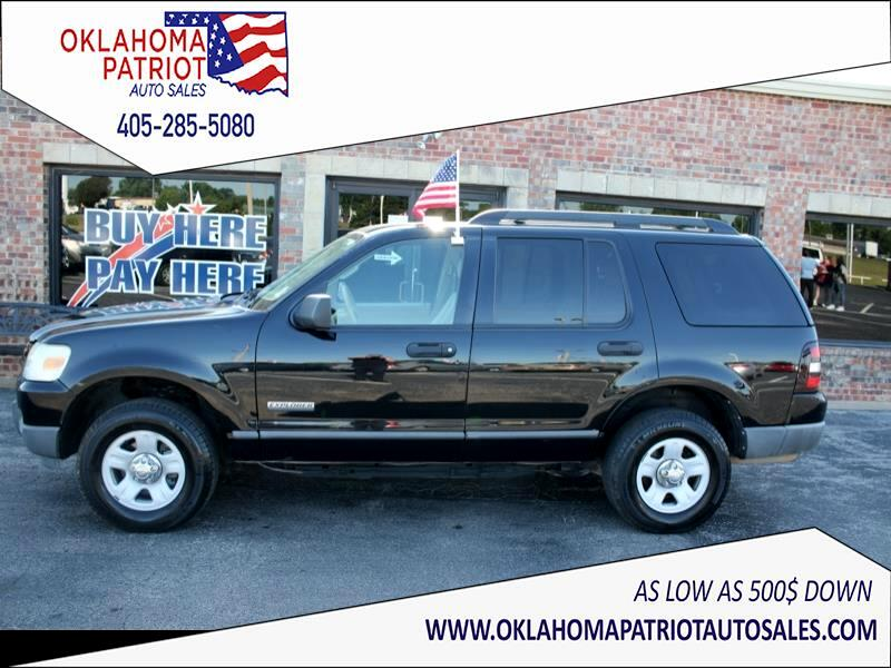 Ford Explorer XLS 4.0L 4WD 2006