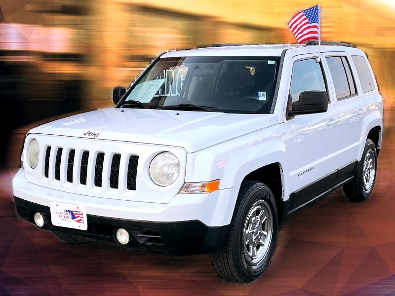 Jeep Patriot 2WD 2011