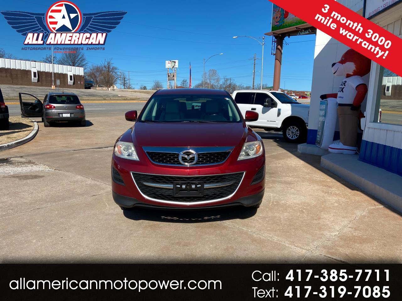 Mazda CX-9 AWD 4dr Touring 2012