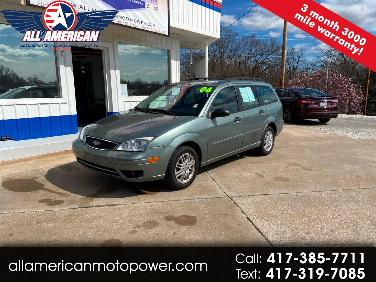 Ford Focus Wagon ZXW SE 2006