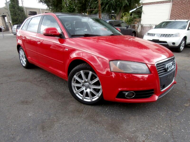 2010 Audi A3 2.0T with S tronic PZEV