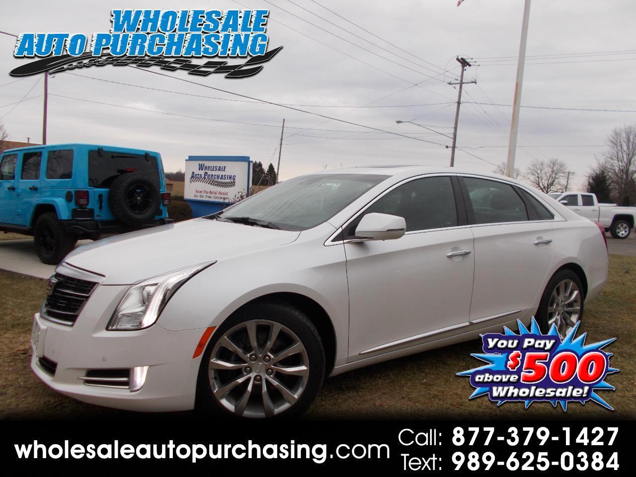 2017 Cadillac XTS Premium AWD