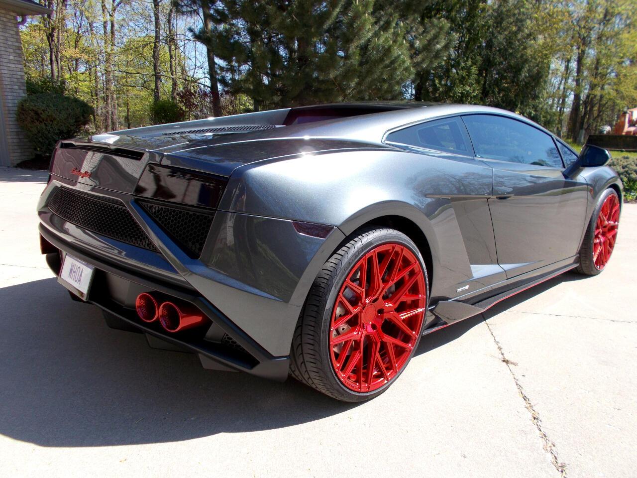2013 Lamborghini Gallardo 2dr Cpe LP560-4