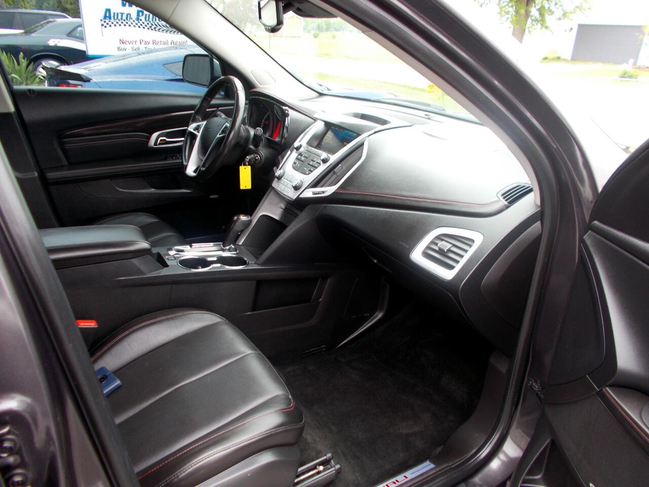 2013 GMC Terrain AWD 4dr Denali