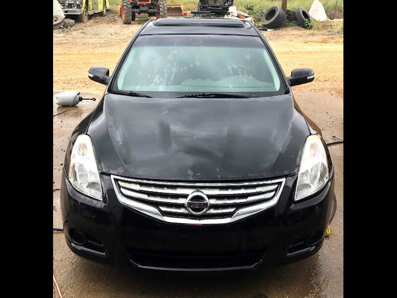 Nissan Altima 3.5 SR 2012
