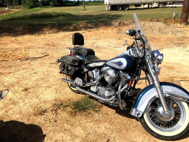 Harley-Davidson FLSTC  1999