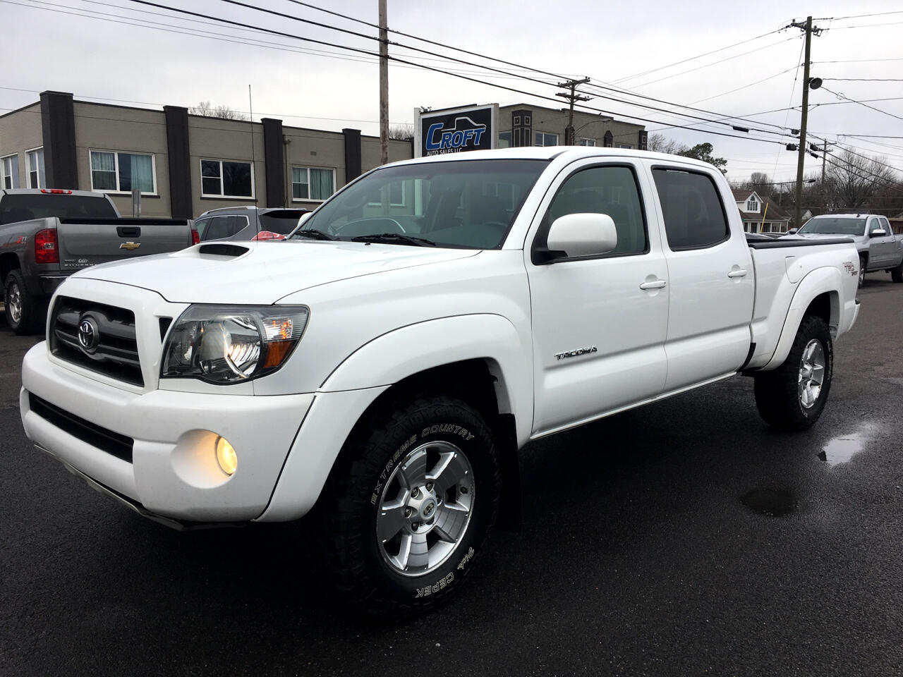 2009 Toyota Tacoma TRD Off Road Double Cab 5' Bed V6 4x4 AT (Natl)
