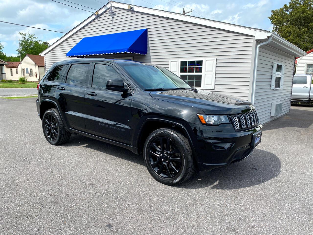 Jeep Grand Cherokee Altitude 4x4 2017