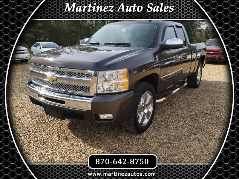 2011 Chevrolet Silverado 1500 LT Ext. Cab Long Box 2WD