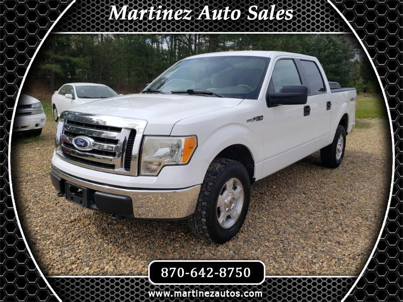 2010 Ford F-150 XLT 6.5-ft. Bed 4WD