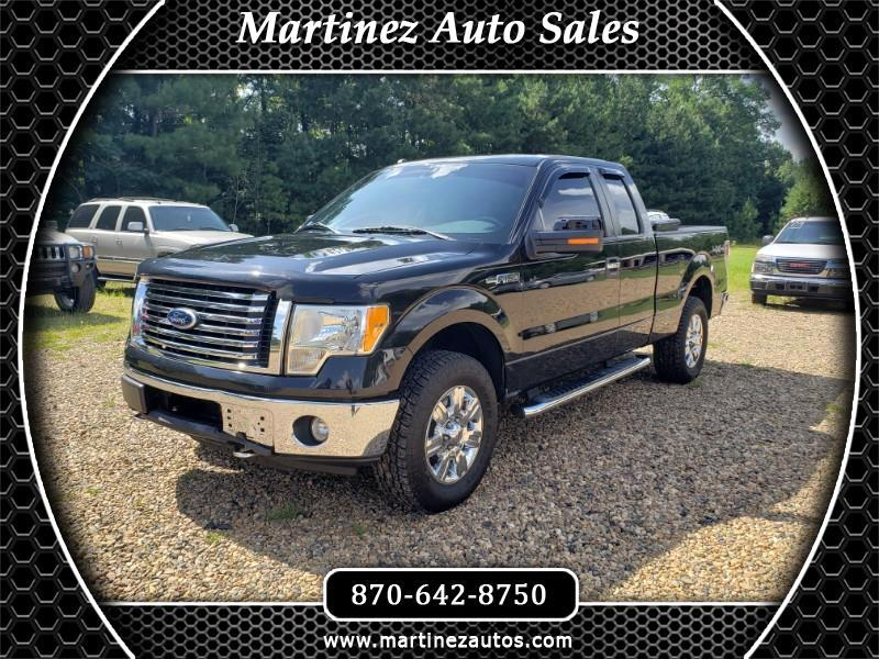 2010 Ford F-150 XLT SuperCab Short Box 4WD