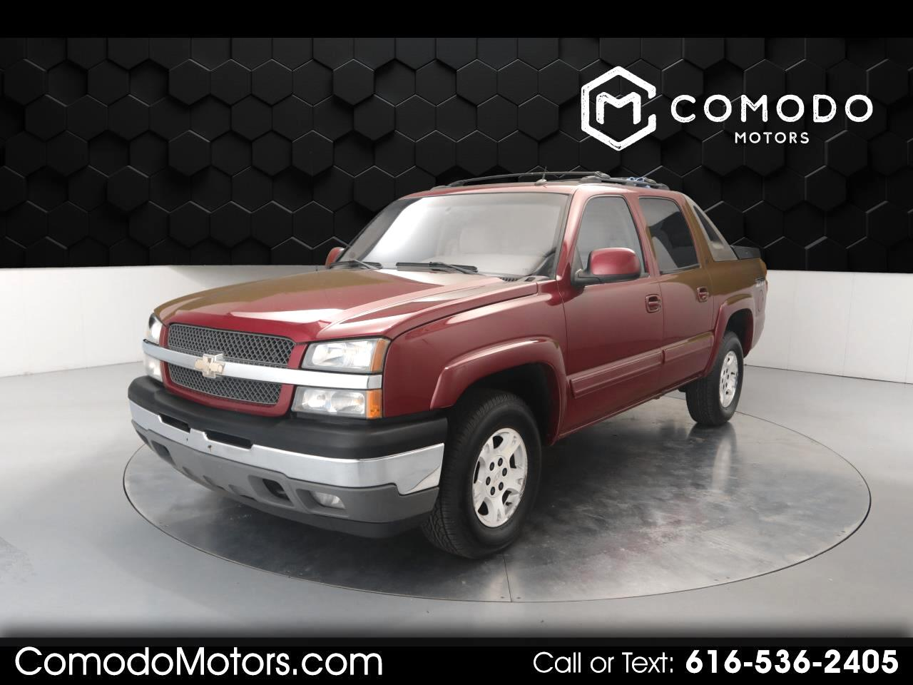 2005 Chevrolet Avalanche 4WD Crew Cab LT