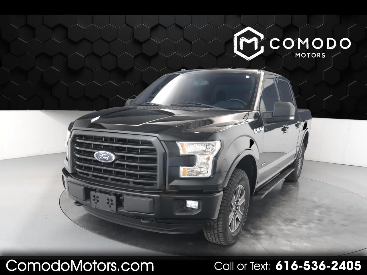 Ford F-150 FX4 SuperCrew 4WD 2016