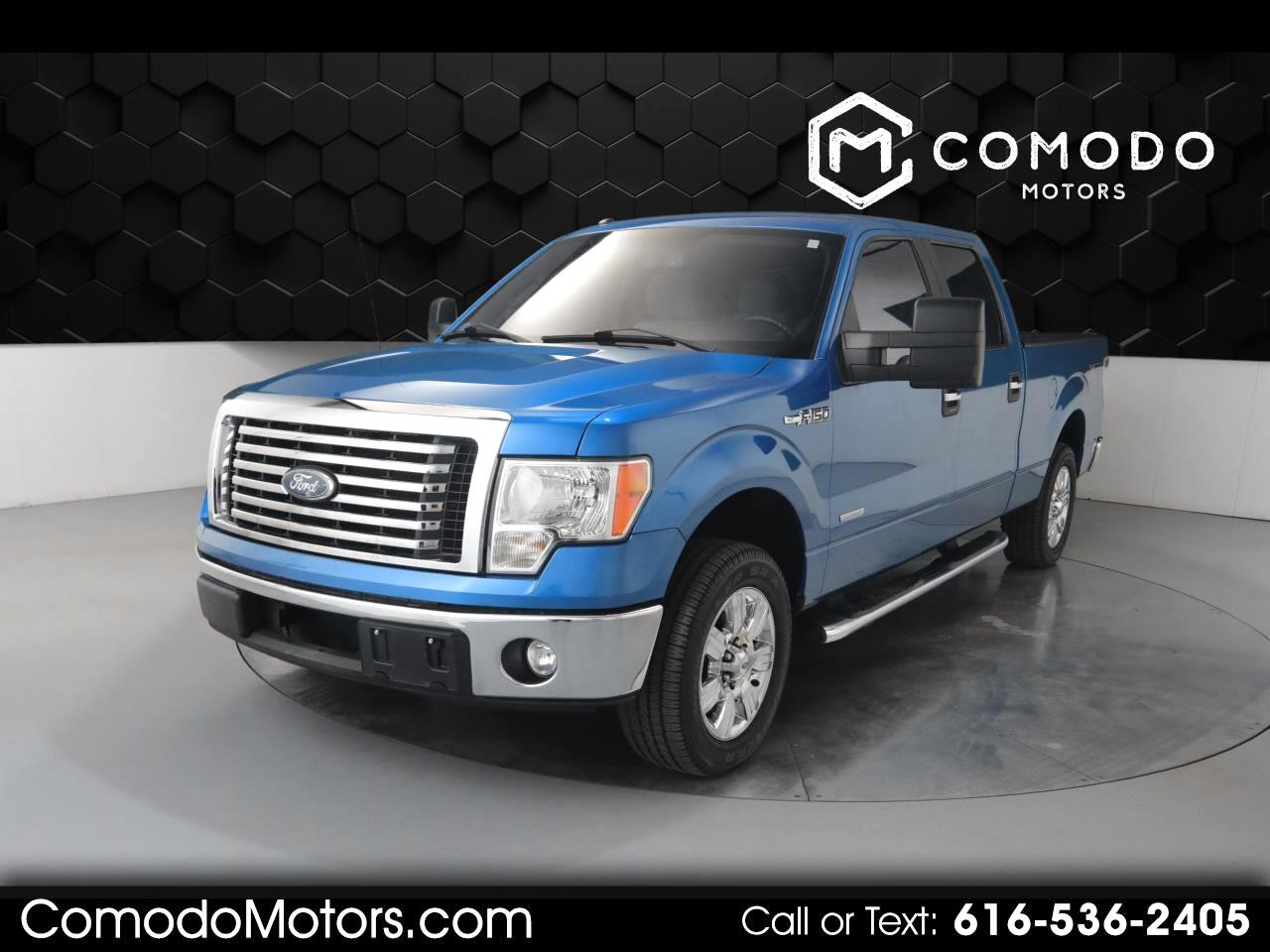 Ford F-150 XLT SuperCrew 2WD 2011