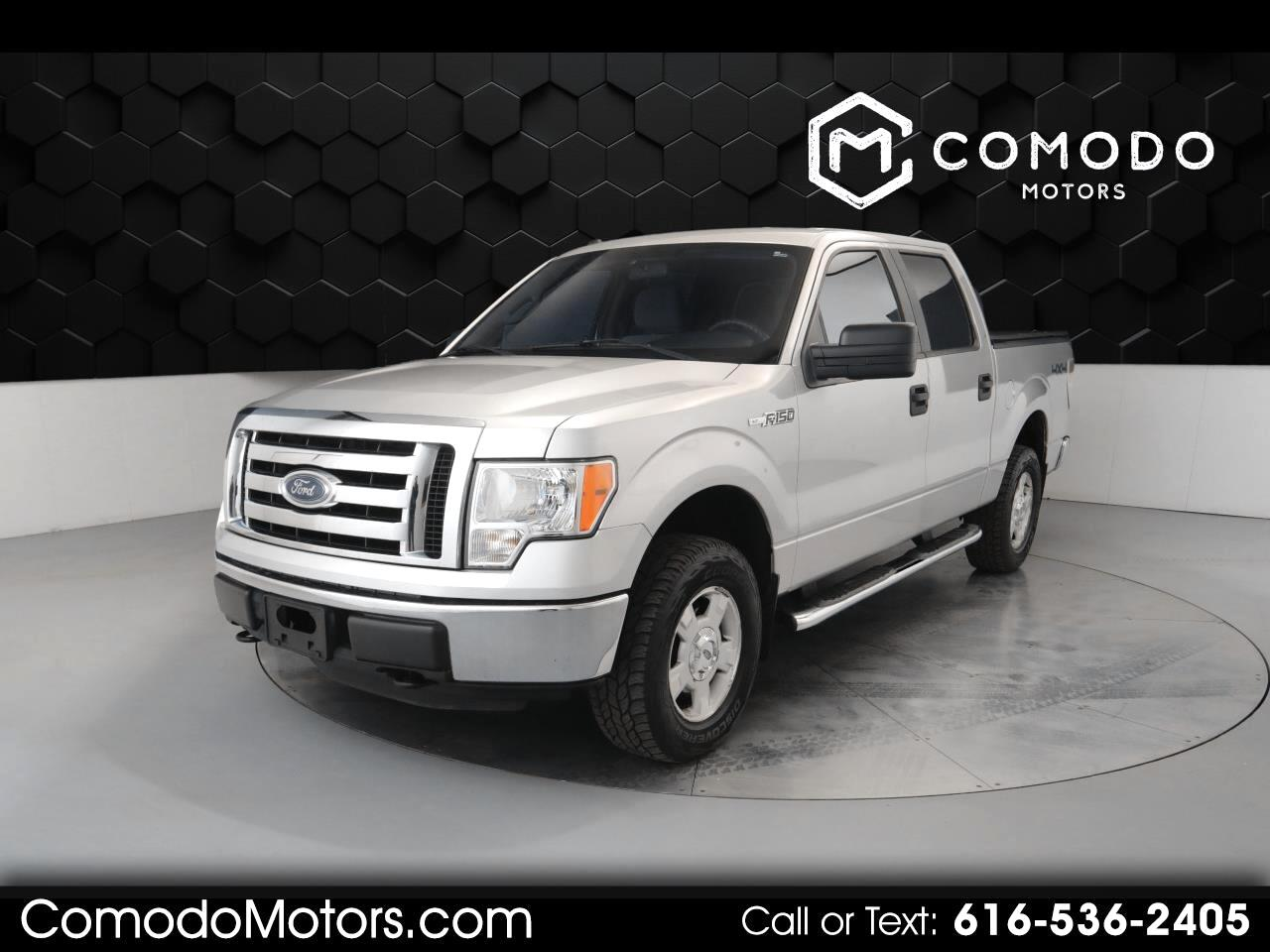Ford F-150 XLT SuperCrew 4WD 2011