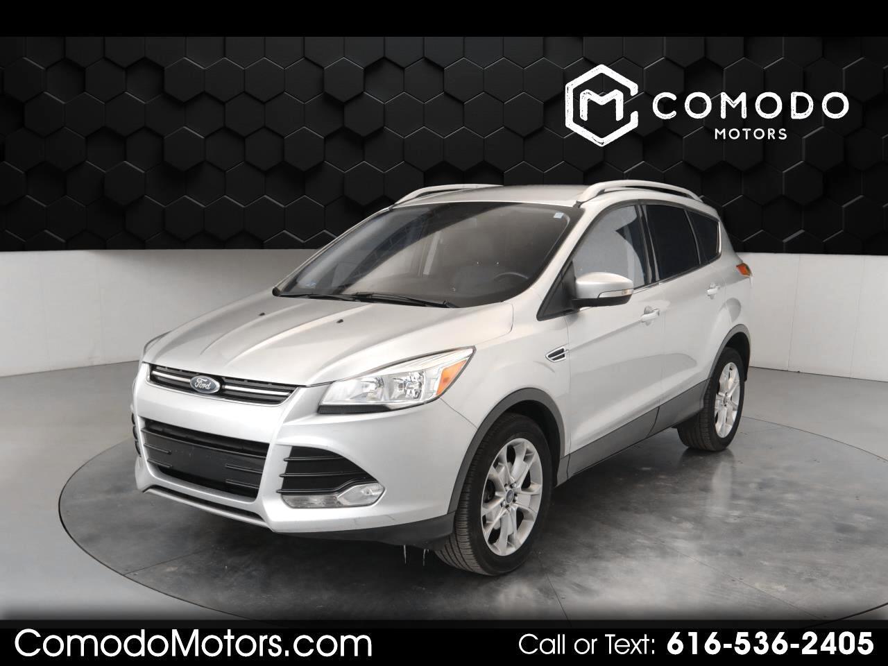 Ford Escape Titanium 4WD 2015