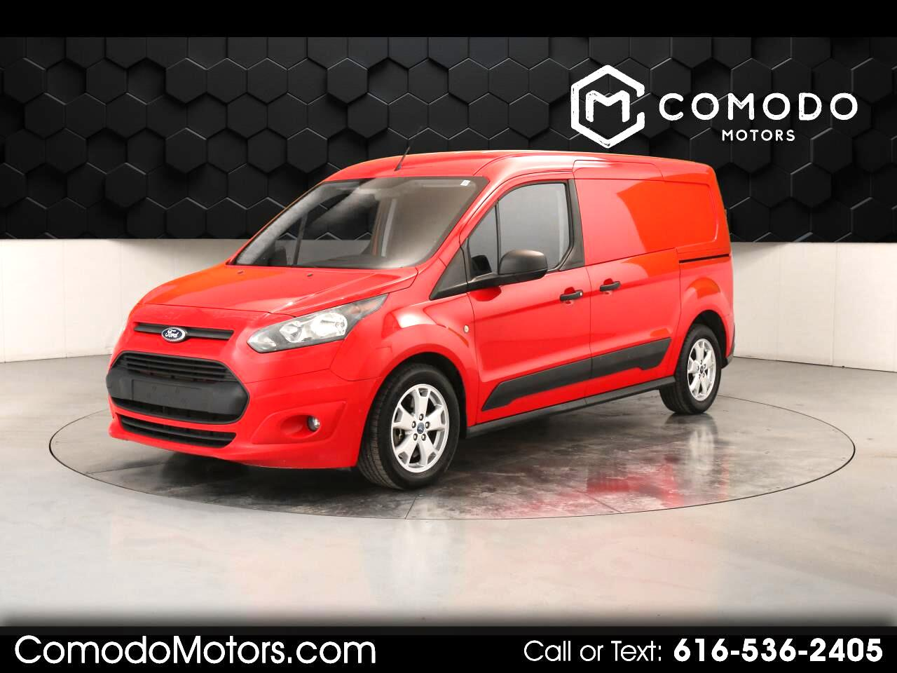 Ford Transit Connect XLT LWB 2014