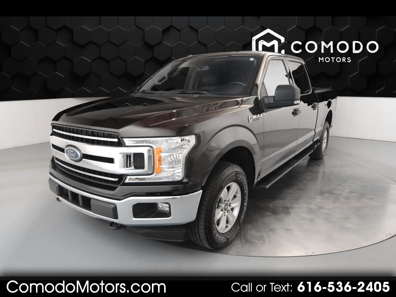 Ford F-150 FX4 SuperCrew 4WD 2018