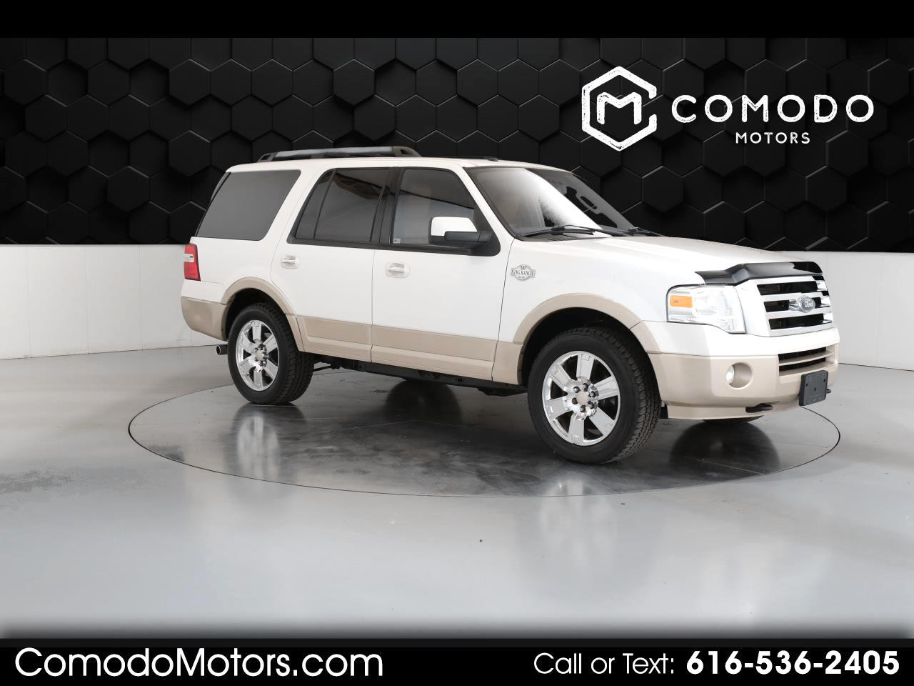 Ford Expedition King Ranch 4WD 2010