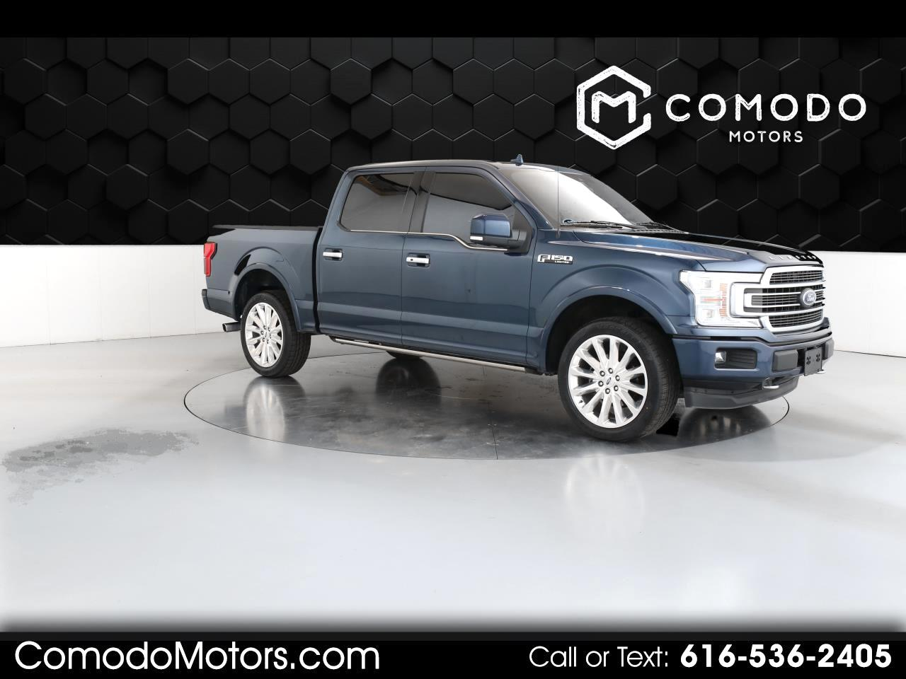 Ford F-150 Limited SuperCrew 4WD 2018