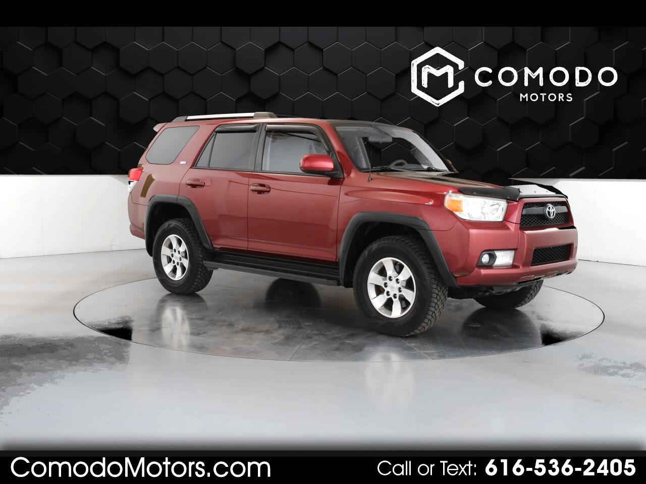 Toyota 4Runner SR5 4WD V6 2011