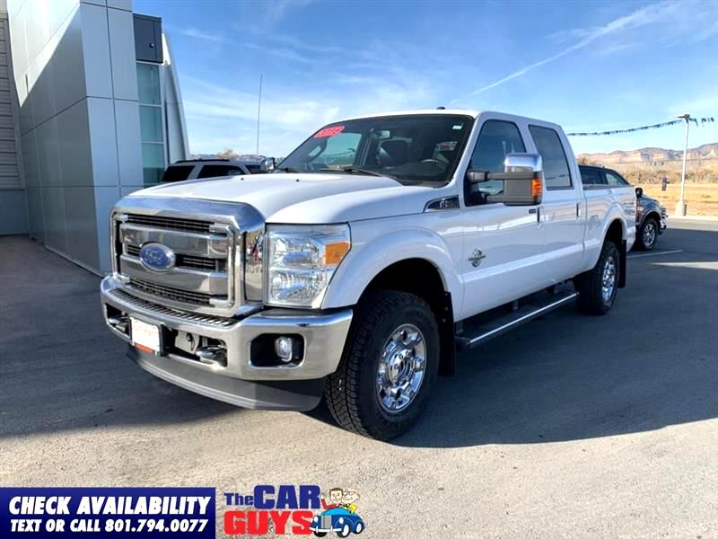 Ford F-350 SD King Ranch Crew Cab Long Bed 4WD 2016