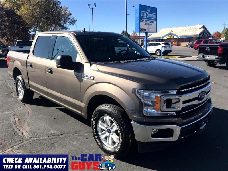 Ford F-150 XLT SuperCrew 6.5-ft. Bed 4WD 2019