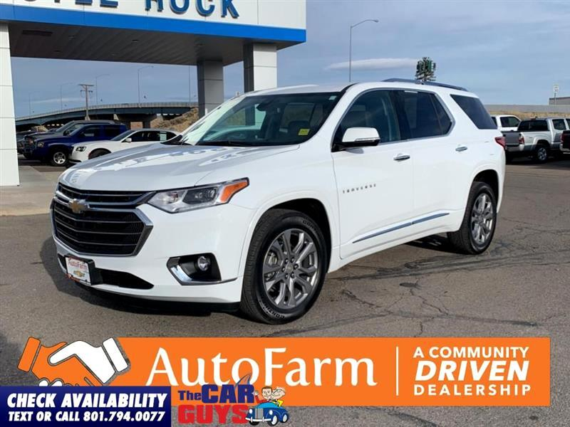 Chevrolet Traverse High Country AWD 2019