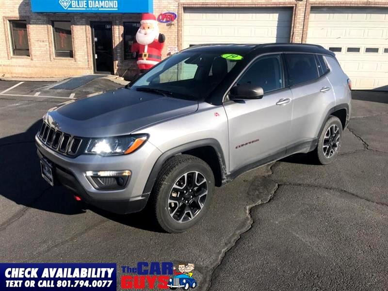 Jeep Compass Trailhawk 4WD 2019