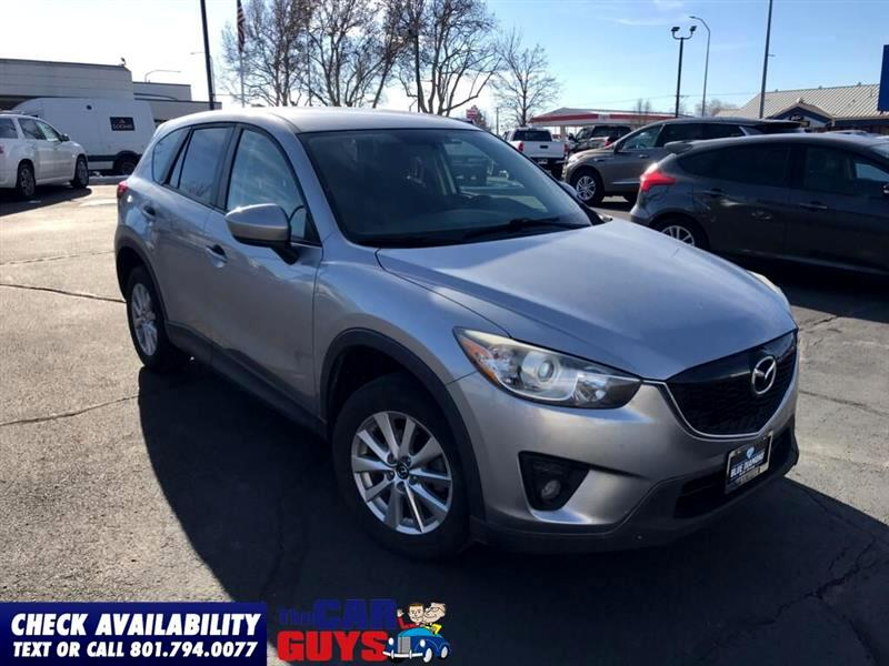 Mazda CX-5 Touring AWD 2015