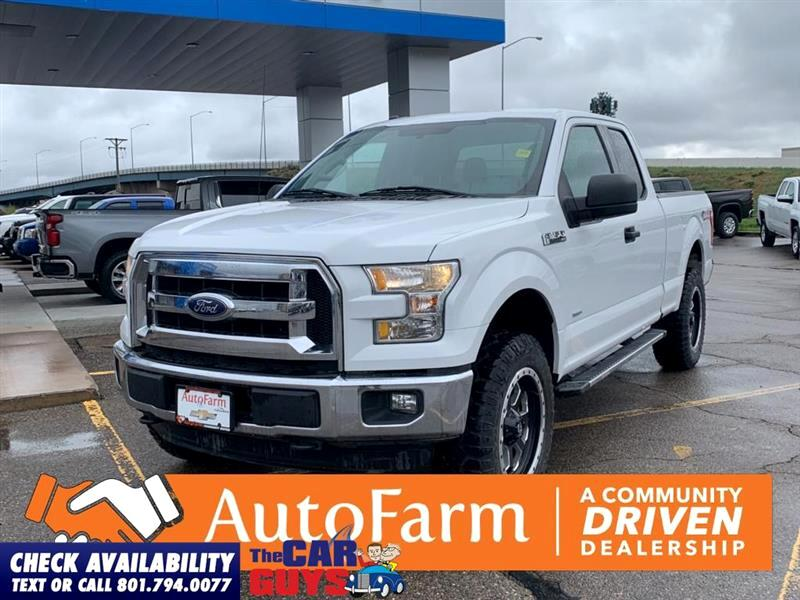 Ford F-150 Lariat SuperCab 8-ft. 4WD 2016