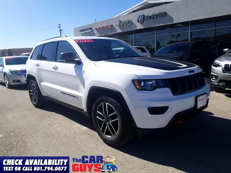 Jeep Grand Cherokee Trailhawk 4WD 2019