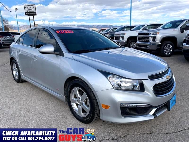 Chevrolet Cruze 1LT Manual 2015