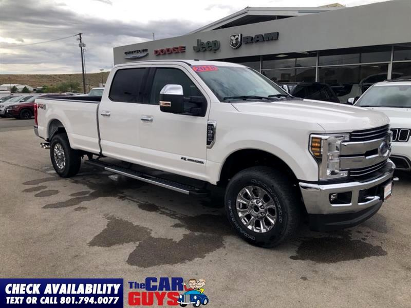 Ford F-350 SD King Ranch Crew Cab 4WD 2018