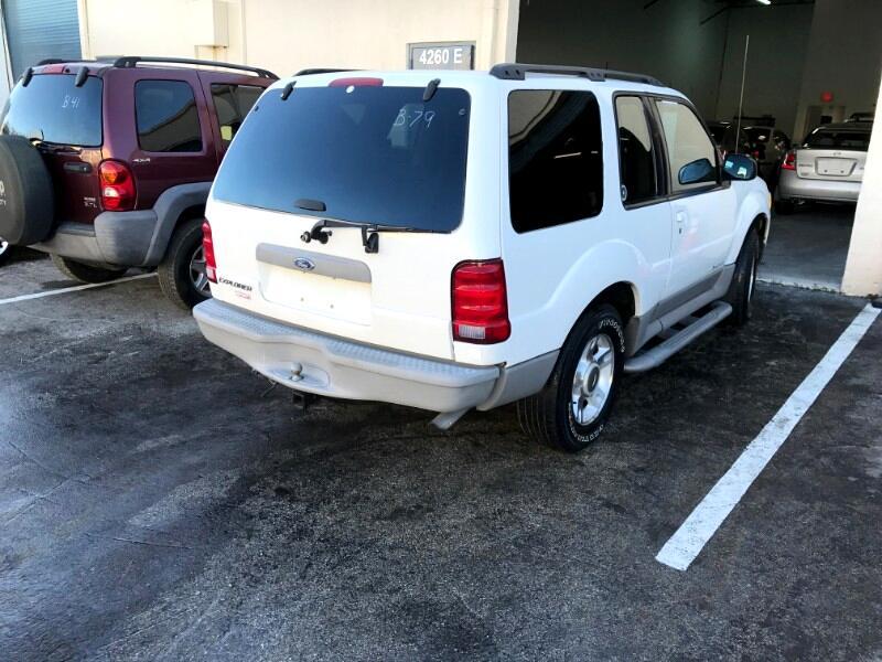 2002 Ford Explorer Sport 2WD Value
