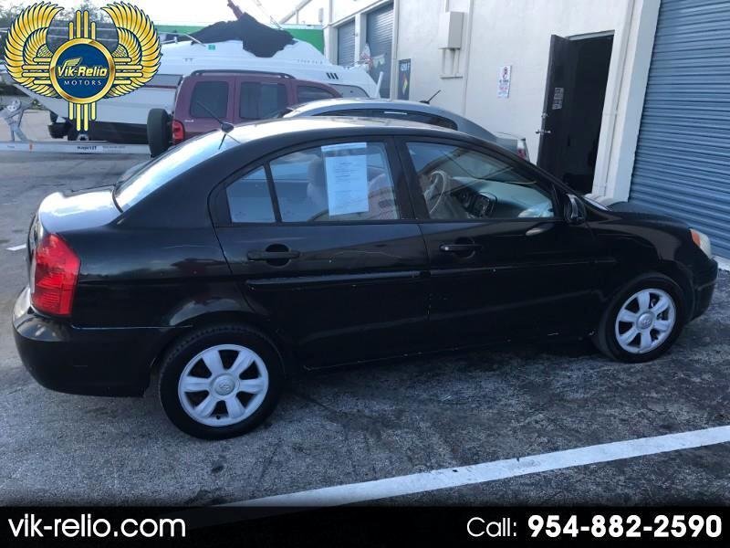 2006 Hyundai Accent GLS