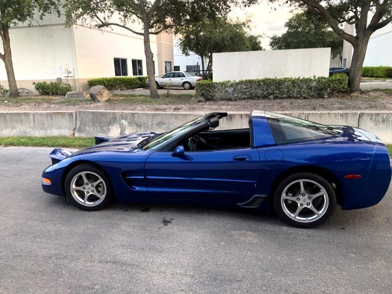 2002 Chevrolet Corvette Coupe