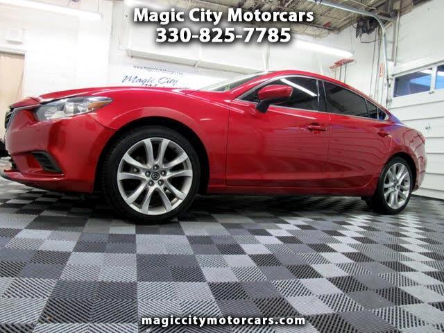 2014 Mazda MAZDA6 i Touring MT