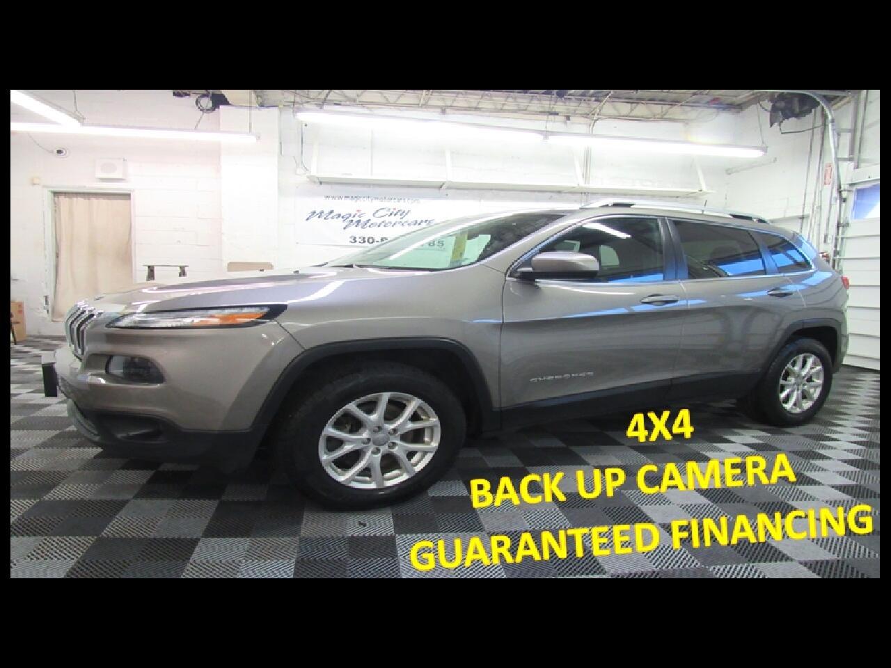 2016 Jeep Cherokee Latitude 4WD