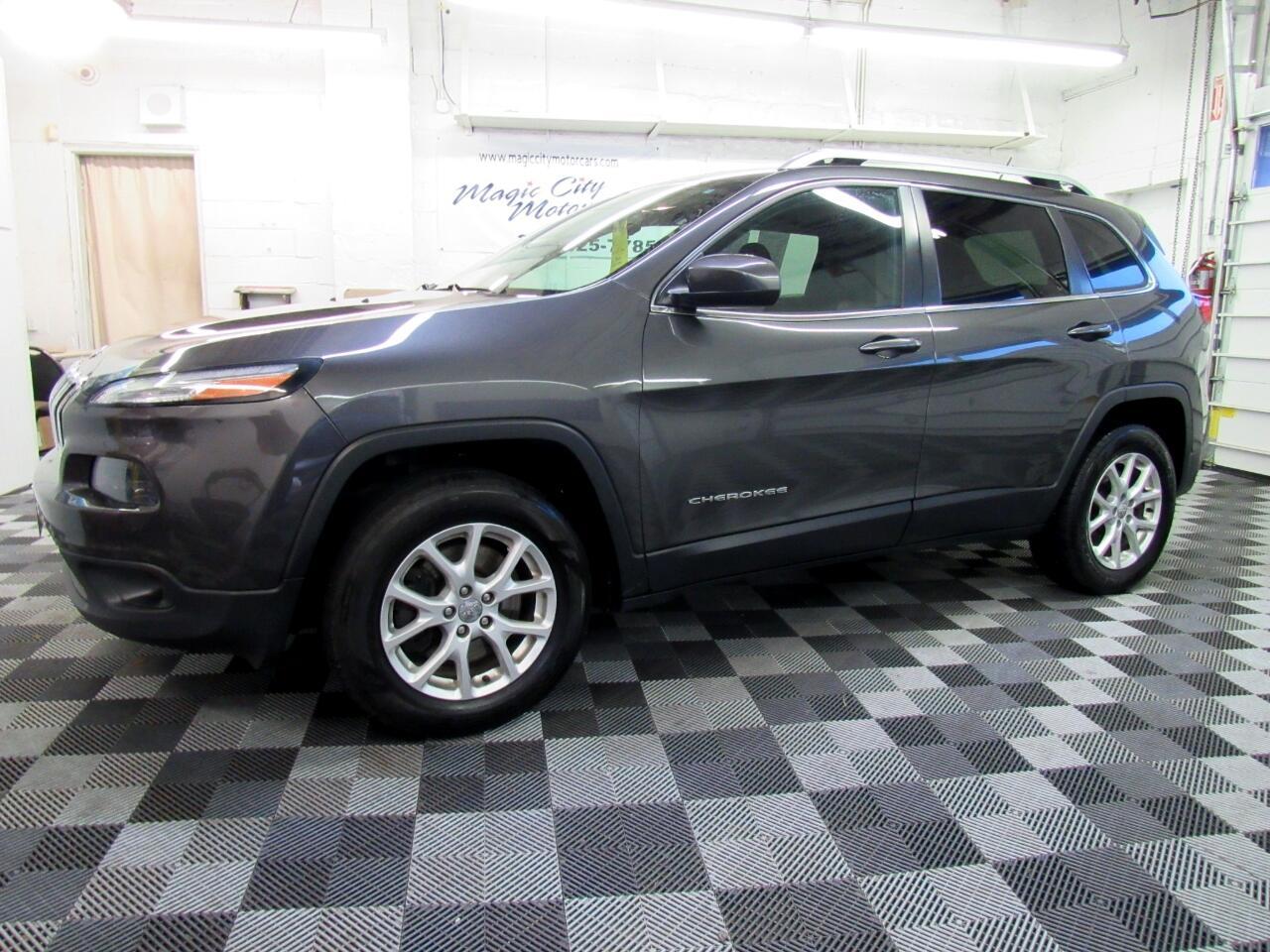 2014 Jeep Cherokee Latitude 4WD