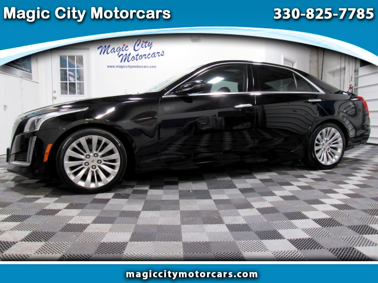 Cadillac CTS 3.6L Luxury AWD 2014