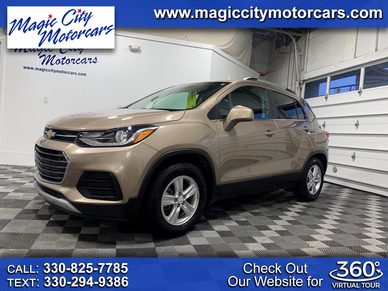 Chevrolet Trax FWD 4dr LT 2018
