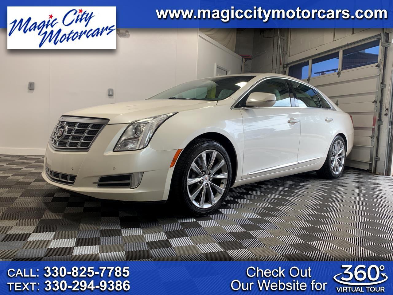 Cadillac XTS 4dr Sdn Luxury FWD 2013